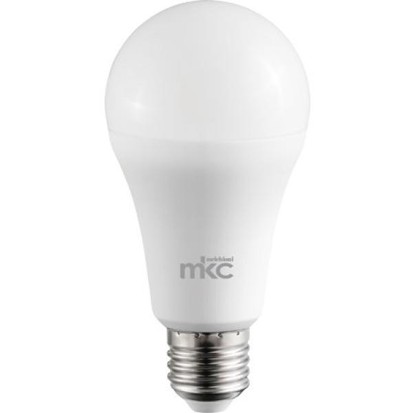 Lampadine Led MKC - naturale - E27 - 18W - 2090 - 4000K - 499048184