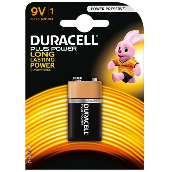 Duracell - MN1604B1