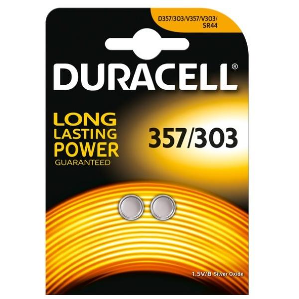 Duracell - 357/303