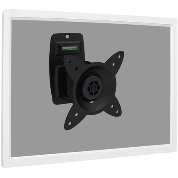 "Supporti Monitor Digitus - fino a 69 cm (27"") - 15 kg - 360° - DA-90350"