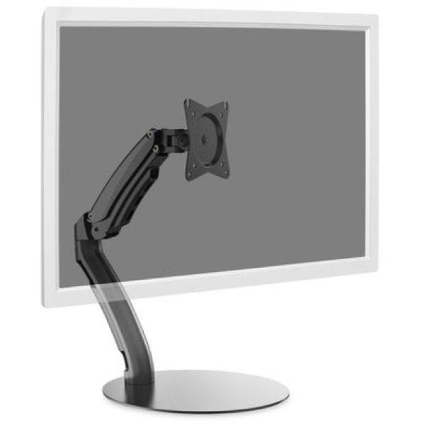 """Supporti Monitor Digitus - 17"""" – 27"""" - 6,5 kg - 360° - DA-90365"""
