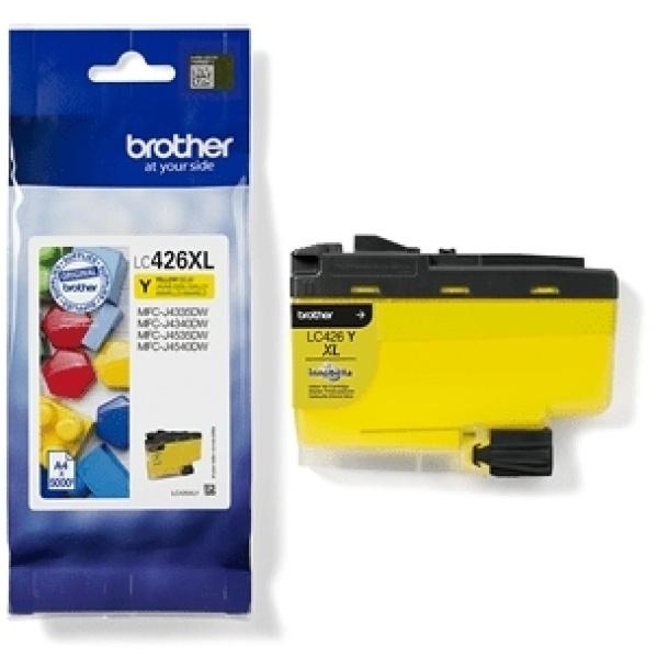 Cartuccia Brother LC426XLY giallo - B00181