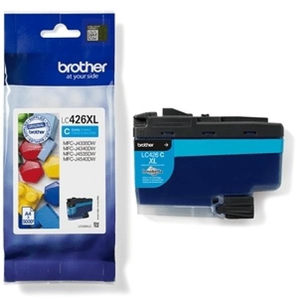 Cartuccia Brother LC426XLC ciano - B00184