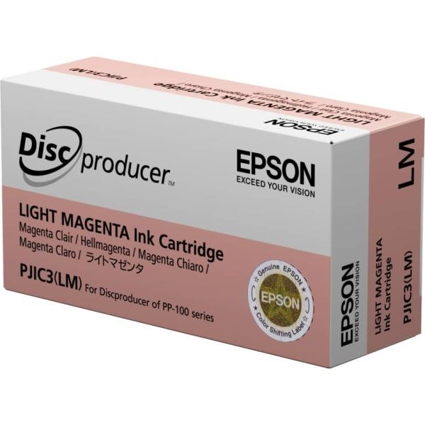 Cartuccia Epson PJIC3 (C13S020449) magenta chiaro - B00201