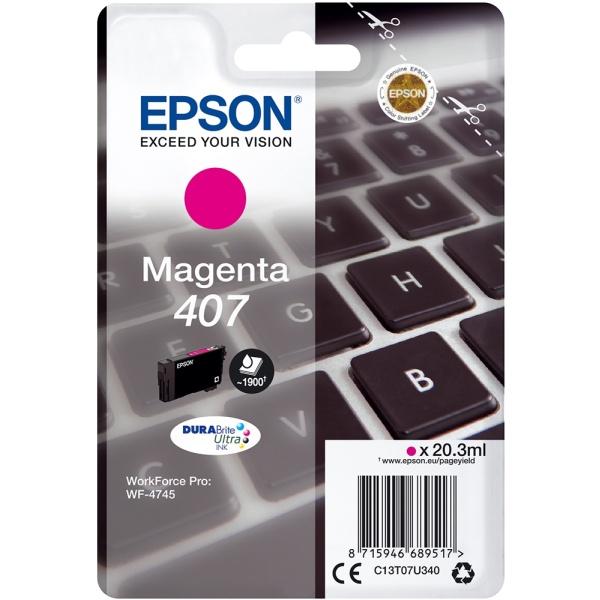 Cartuccia Epson C13T07U340 magenta - B00208