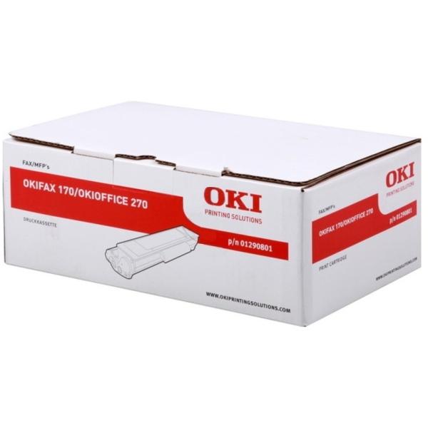 Toner Oki 01290801 nero - B00216