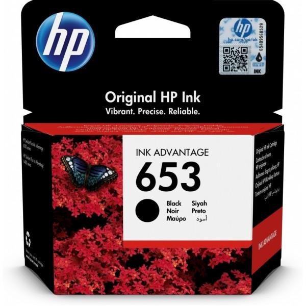 Cartuccia HP 653 (3YM75AE) nero - B00305