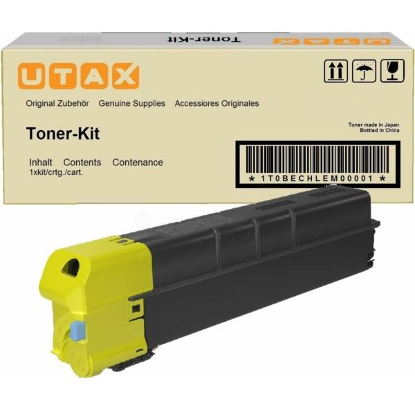 Toner Utax CK-8516Y (1T02XNAUT0) giallo - B00347