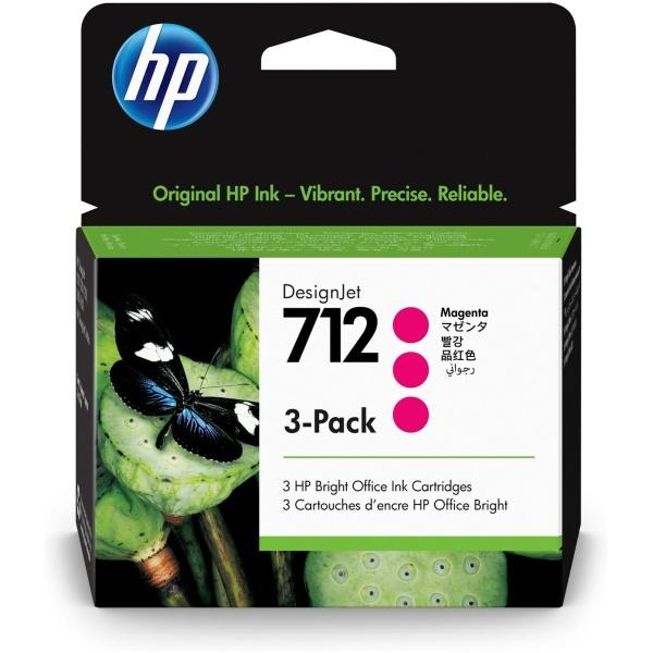 Cartuccia HP 712 (3ED78A) magenta - B00380