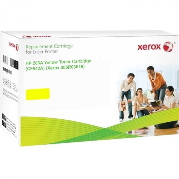 Toner Xerox Compatibles 203A (006R03616) giallo - B00442
