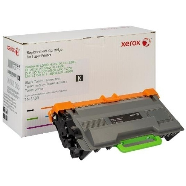 Toner Xerox Compatibles 006R03618 nero - B00445