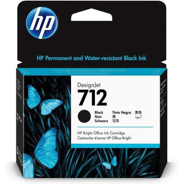 Cartuccia HP 712 (3ED71A) nero - B00449