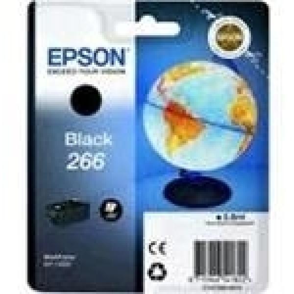 Cartuccia Epson 266 (C13T26614020) nero - B00461