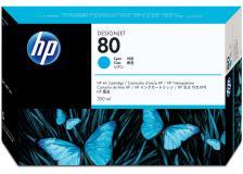 Cartuccia HP 80 (C4846A) ciano - 009289