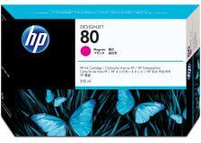 Cartuccia HP 80 (C4847A) magenta - 009297