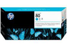 Testina di stampa HP 80 (C4821A) ciano - 009351