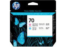 Testina di stampa HP 70 (C9405A) magenta chiaro -ciano chiaro - 132282