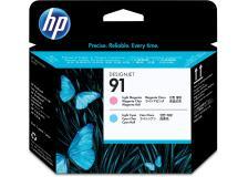 Testina di stampa HP 91 (C9462A) magenta chiaro -ciano - 134125