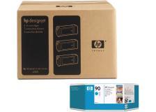 Cartuccia HP 90 (C5083A) ciano - 140327