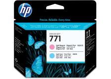 Testina di stampa HP 771 (CE019A) magenta chiaro -ciano chiaro - 140586