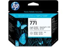 Testina di stampa HP 771 (CE020A) nero fotografico -grigio chiaro - 140592