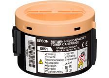 Toner Epson C13S050651 nero - 143036