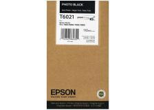 Cartuccia Epson T6021 (C13T602100) nero fotografico - 145364