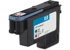 Testina di stampa HP 73 (CD949A) nero opaco rosso cromatico - 145381