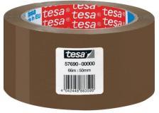 Nastro da imballo acrilico Tesa - 50 mm x 66 m - avana - 57690-00000-00 (conf.6)
