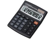 Calcolatrice desktop SDC-812BN Citizen - nero - SDC-812BN