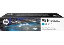 Cartuccia HP 981Y (L0R13A) ciano - 162265