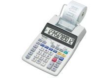 Calcolatrice scrivente EL-1750V a 12 cifre Sharp - grigio - SH-EL1750V