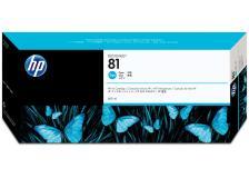 Cartuccia HP 81 (C4931A) ciano - 174060