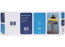 Cartuccia HP 83 (C4941A) ciano - 174141