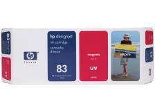 Cartuccia HP 83 (C4942A) magenta - 174184
