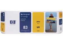 Cartuccia HP 83 (C4943A) giallo - 174214