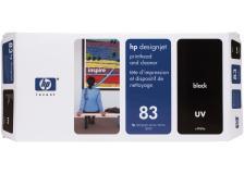 Testina di stampa HP 83 (C4960A) nero - 174362