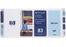Testina di stampa HP 83 (C4964A) ciano chiaro - 174400