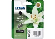 Cartuccia Epson T0598 (C13T05984010) nero opaco - 179519
