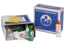 Pharma Shield - Kit reintegro P.Soccorso 2 pers.