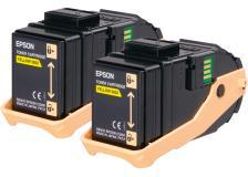 Toner Epson 0602 (C13S050606) giallo - 235376