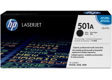 Toner HP 501A (Q6470A) nero - 241599