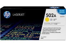 Toner HP 502A (Q6472A) giallo - 241769