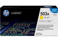 Toner HP 503A (Q7582A) giallo - 241793
