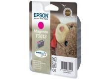 Cartuccia Epson T0613/blister RS+RF (C13T06134020) magenta - 242312