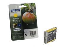 Cartuccia Epson T1294 (C13T12944021) giallo - 242672