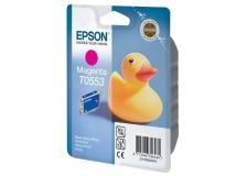 Cartuccia Epson T0553 (C13T05534020) magenta - 242712