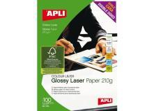 Carta digitale laser Decadry - A4 - 210 g - 011833 (conf.100)