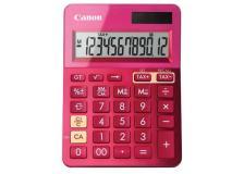 Calcolatrice Ls-123K Canon - Rosa - 9490B003