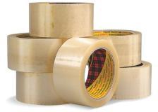 conf 6 Nastri imballo p.rumoroso PVC trasp 50my Scotch 10254